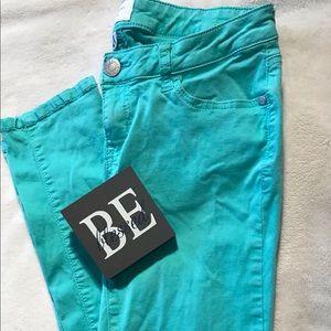 Bright Spandex Skinny Jeans